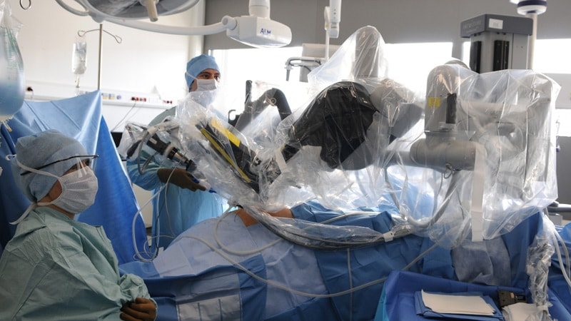 Better Continence Rate Gives Robotic Prostatectomy the Edge thumbnail