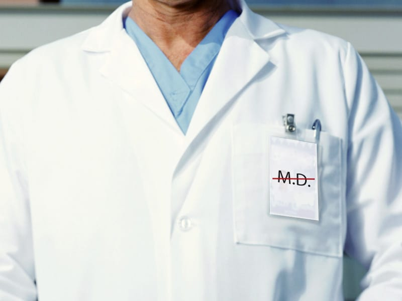 I've Had It With Medicine!' 16 Options for Second Careers